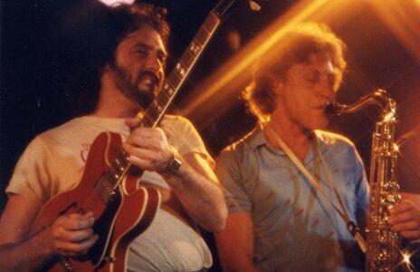 Photo- Powder Blues at the Sunset Cabaret Tom & Dave  -   Sunset Cabaret
