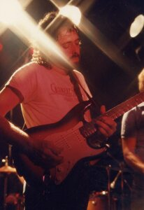 Photo- Powder Blues at the Sunset Cabaret Tom Lavin  -   Sunset Cabaret