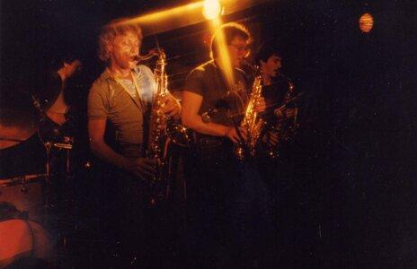 Photo- Powder Blues at the Sunset Cabaret  -   Sunset Cabaret