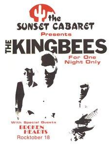 Photo- Kingbee Pstr   -   Sunset Cabaret