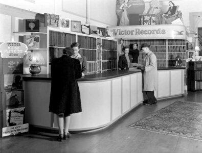 Photo- Record Department Of Kent-Roach Ltd., Victoria. 1943.  BC Archives I-02503  -   Kent-Roach Ltd  - Photo Credit:  Duncan MacPhail