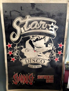 Photo- Star Disco Poster  -   Star Disco
