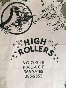 Photo- Credit Mark McNeill  -   High Rollers