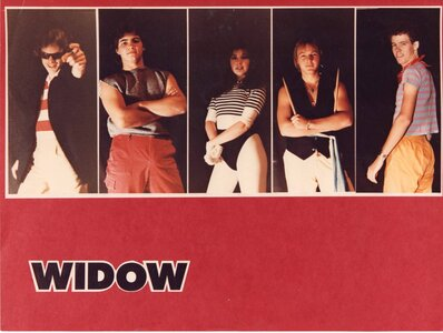 Photo -   Widow