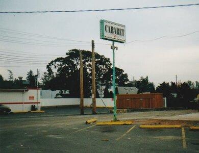 Photo- Champs Cabaret Sign1999  -   Champs Cabaret