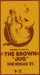 Photo- Brownjugcompass  -   Brown Jug Cabaret