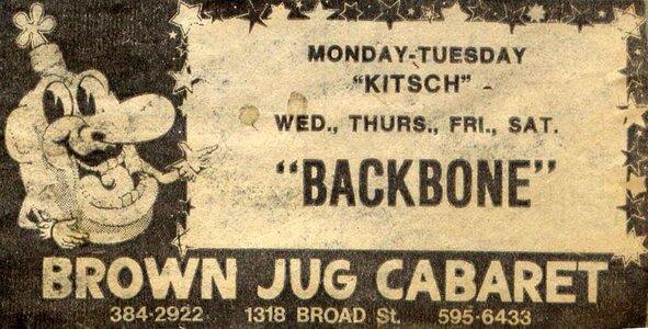 Photo- Brownjugkitsch  -   Brown Jug Cabaret