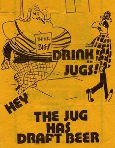 Photo- Brownjugdrinkjugs1  -   Brown Jug Cabaret