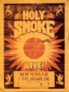 Photo- Holy Smoke Brown Jug New Years  -   Brown Jug Cabaret