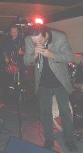 Photo- Brown Jug Reunion Little Ed Wright  -   Brown Jug Cabaret