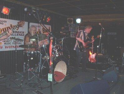 Photo- Brown Jug Reunion Lightning Express  -   Brown Jug Cabaret