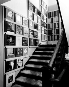 Photo- RBCM archives # I-02536 - Record Display Area, Fletcher\'s Store, Victoria. 1946  -   Fletcher Brothers  - Photo Credit:  Duncan MacPhail