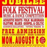 Profile Image: MOUNTAIN JUBILEE Folk Festival - Music & Dance Compitition