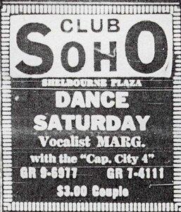 Photo- Clubsohotcjan65  -   Club Soho