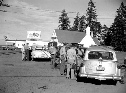 Photo -   Colwood Inn  - Photo Credit:  RBCM archives