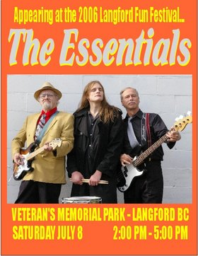 The Essentials @ The Langford Fun Festival,  Langford Veterans Park Jul 8 2006 - Oct 26th @ The Langford Fun Festival,  Langford Veterans Park