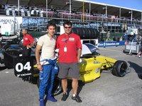 Martinez to Champ Car