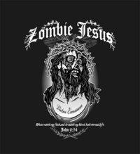 Zombie Jesus - Classic Tattoo