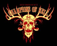 Champions of Hell - Skull Antlers