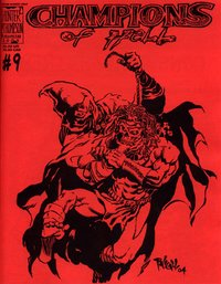 Champions Of Hell #9