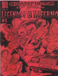 Legends of the Inferno # 2