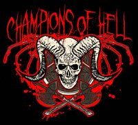 Champions of Hell - Bloody Axes