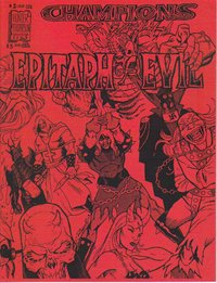 Epitaph of Evil