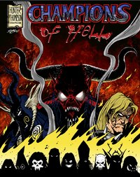 Champions of Hell - Satan Special