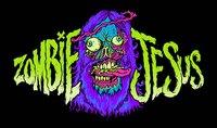 Zombie Jesus -  Head Trip - 5 Color Version-